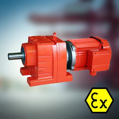 ATEX motorreductor