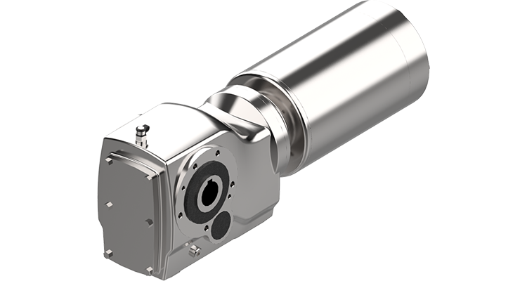 Bevel Gear Reductor Stainless Steel