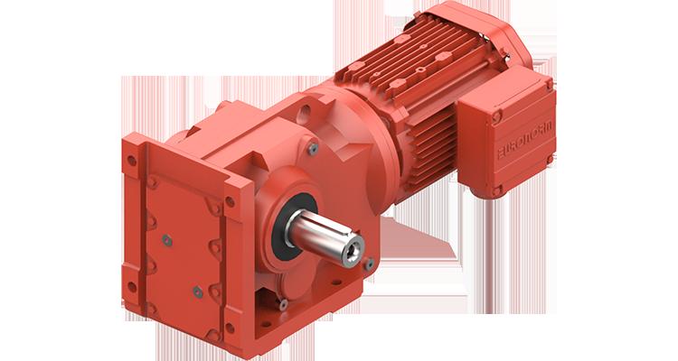 Helical Bevel Gearmotor JRTK