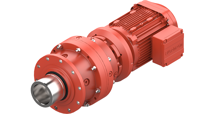 Planetary gearbox Euronorm