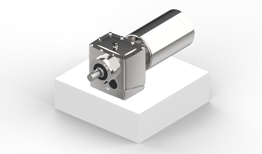 Stainless Steel Gearmotor
