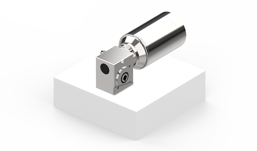 Stainless Steel Worm Gearbox