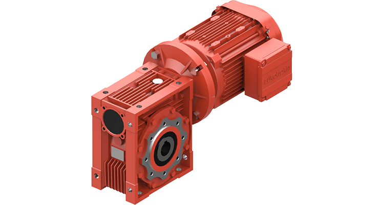 Worm Gearbox Euronorm