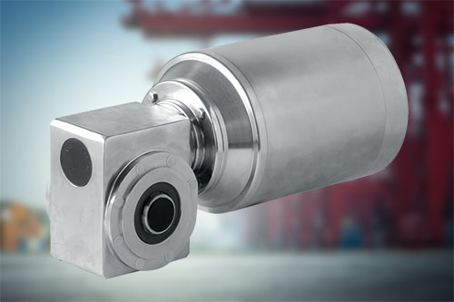 Stainless Steel Worm Gearboxes